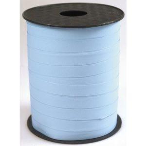 Gavebånd 10mmx250m matt lysblå