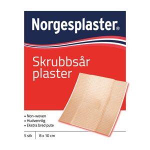 Plaster skrubbsår
