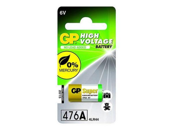Batteri GP 476A-C1 / 4LR44 / PX28A