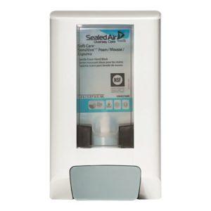 Dispenser INTELLICARE manuell hvit