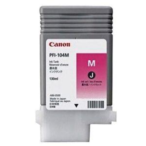Blekk CANON PFI-104 M