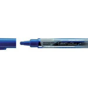 Whiteboardpenn BIC Velleda Tank blå