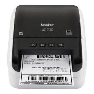 Etikettskriver BROTHER QL-1100