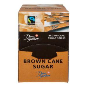 Sukkersticks DANSUKKER brun 4g (225)