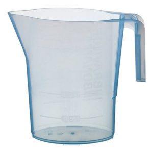 Målekanne BONAMAT plast 2