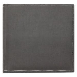 Fotoalbum BURDE 24x25cm grå