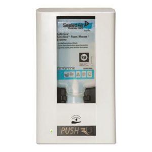 Dispenser INTELLICARE hybrid hvit