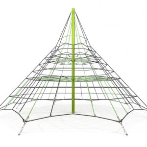 Klatrepyramide Oktogon