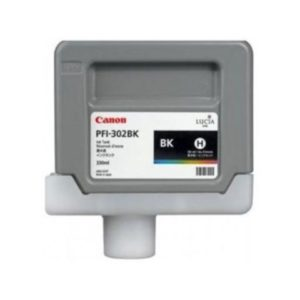 Blekk CANON PFI-302 BK