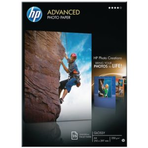 Fotopapir HP Q5456A Adv gloss A4 (25)