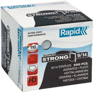 Heftestift RAPID Super 9/14 (5000)