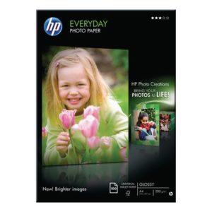 Fotopapir HP Q2510A Everyday SG A4 (100