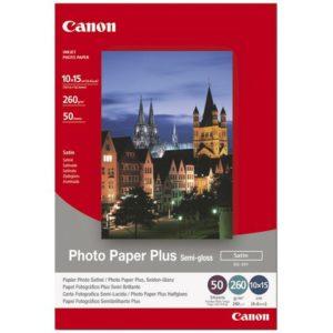 Fotopapir CANON SG-201 10x15 260g (50)