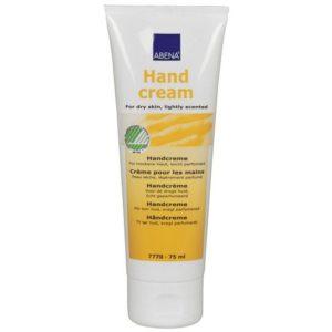 Håndkrem ABENA u/farg m/parf 21%fett75m