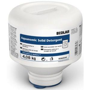Tøyvask Aquanomic Solid Detergent 4