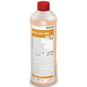 Sanitærrengjøring ECOLAB Maxx I Alk2 1L