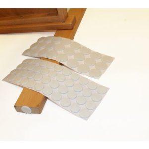 Filtknotter runde Ø20mm 2mm (44)