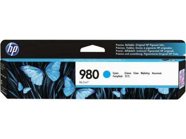 Blekk HP 980 D8J08A 6.6K magenta