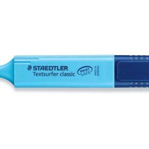 Tekstmarker STAEDTLER Classic blå