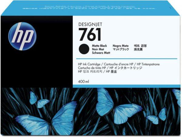Blekk HP CM991A serie T7100 matt sort