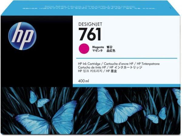 Blekk HP 761 CM993A magenta