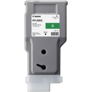 Blekk CANON PFI-206 G