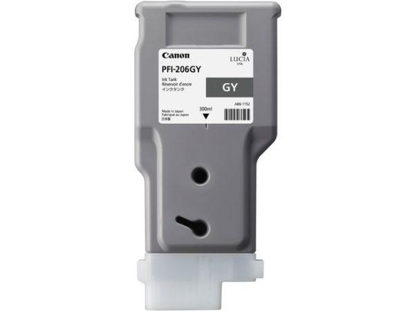 Blekk CANON PFI-206 GY