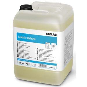 Tøyvask ECOLAB Ecobrite Delicate 20 kg