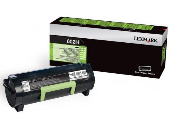 Toner LEXMARK PB 60F2H00 10K sort