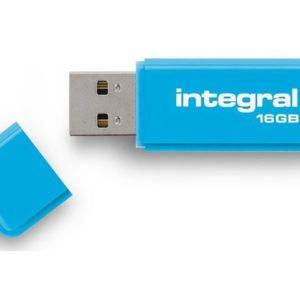 Minne INTEGRAL USB Neon USB 2.0 16GB