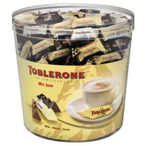 Sjokolade TOBLERONE sylinder 904g