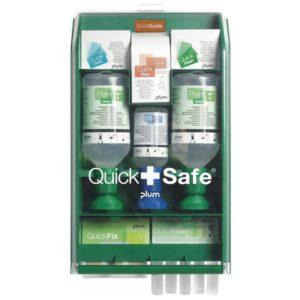 Førstehjelpsskap PLUM Quicksafe Complete