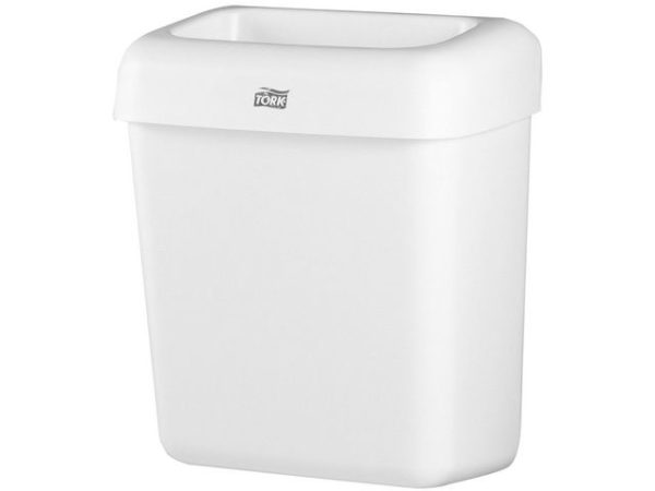 Avfallsbeholder TORK 20L B2 hvit