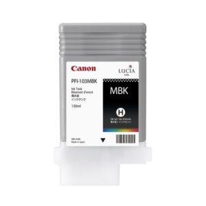 Blekk CANON PFI-103 MBK