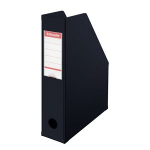 Tidsskriftkassett ESSELTE Maxi A4 sort