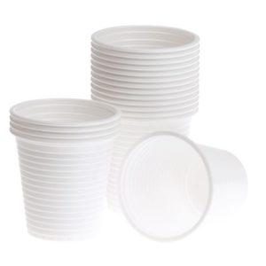 Beger plast antistatisk 21cl hvit (100)
