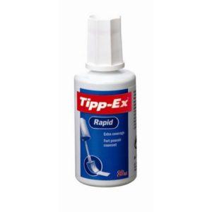 Korrekturlakk TIPP-EX Rapid 20ml bliste