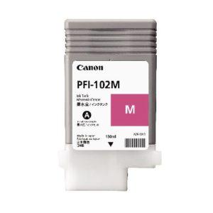 Blekk CANON PFI-102 M
