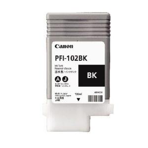 Blekk CANON PFI-102 BK