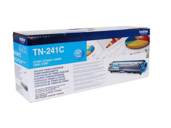 Toner BROTHER TN241C 1.4K blå
