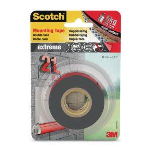 Monteringstape SCOTCH 19x1