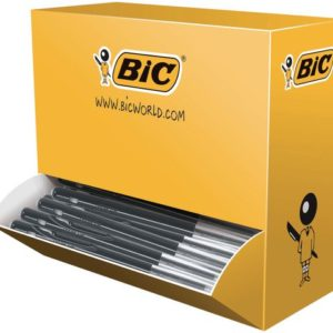 Kulepenn BIC M10 Clic M sort (100)