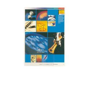 Plastomslag ESSELTE A4 160my (100)