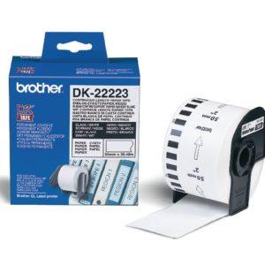 Etikett BROTHER DK-22223 50mmx30