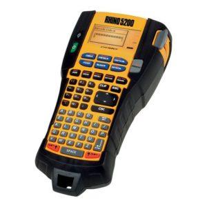 Merkemaskin DYMO Rhino 5200 Kit case