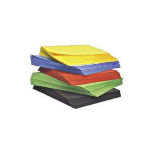Farget papir A4 110g sort (500)