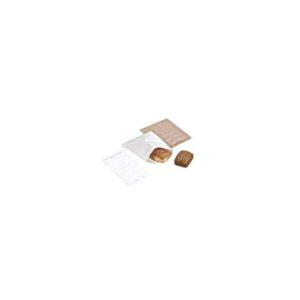 Papirpose kraft flat 310x450mm Bru(1000