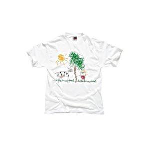 T-shirt str 116 (6 år)
