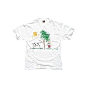T-shirt str 128 (7-9 år)