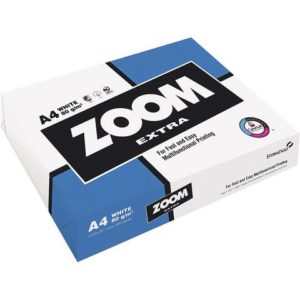Kopipapir ZOOM Extra A4 80g (500)